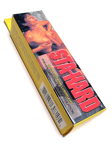 Original Sta-Hard Cream, .5 oz