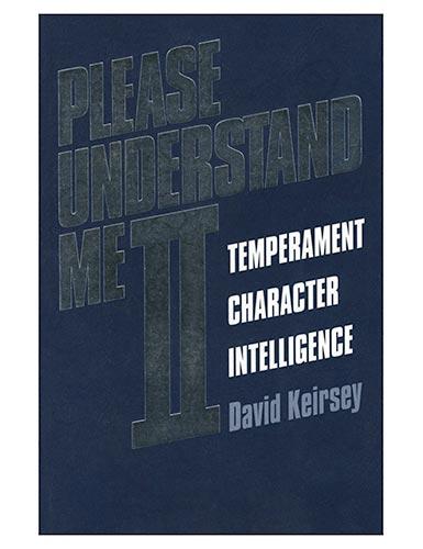 Please Understand Me II, Keirsey
