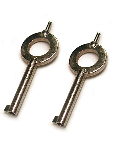 Double Lock Handcuff Key, Pair