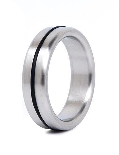 Designer Cock Ring, Single Band, 2""