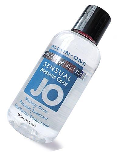 JO 4 Oz Sensual Massage Oil