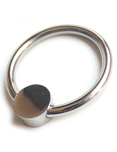 Head Ring with Pressure Bead
