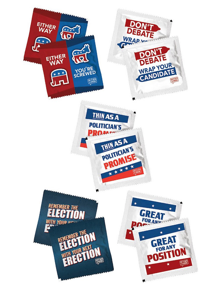 One Political Condom, Wildcard Selection