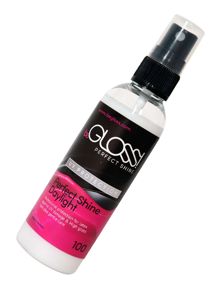 beGLOSS Daylight UV Protection Spray