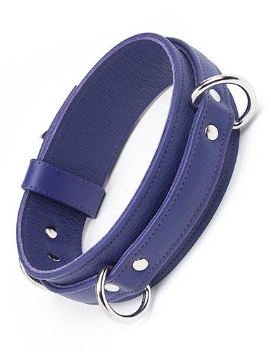 Locking Thigh Restraints, Purple, Medium