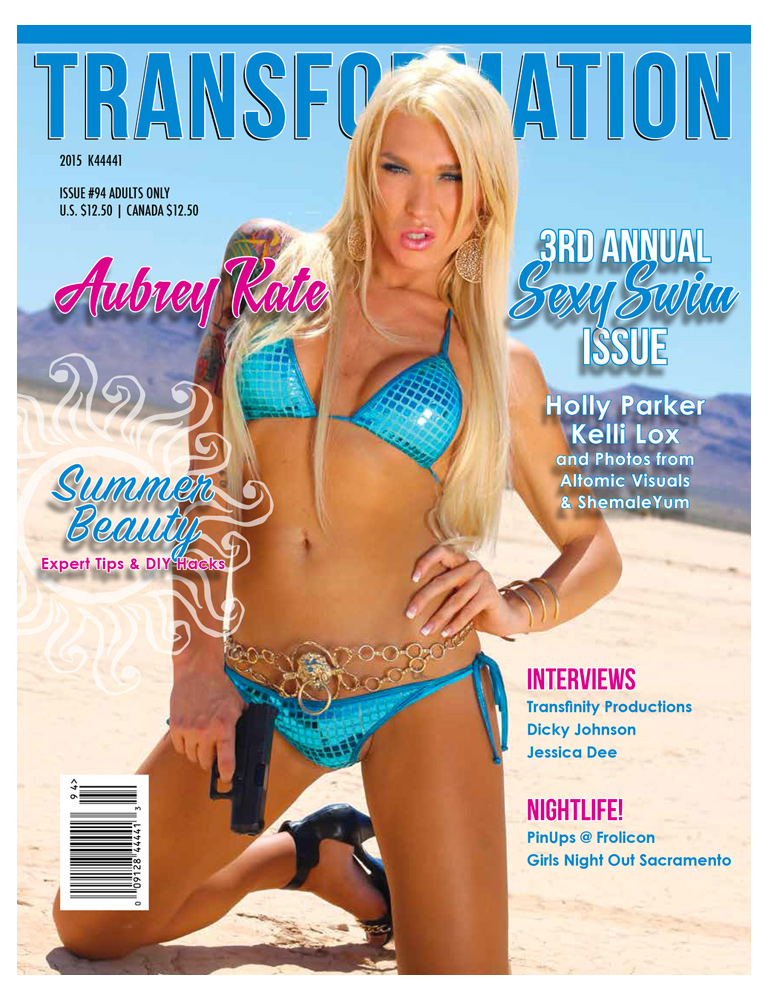 Transformation Magazine Issue #94