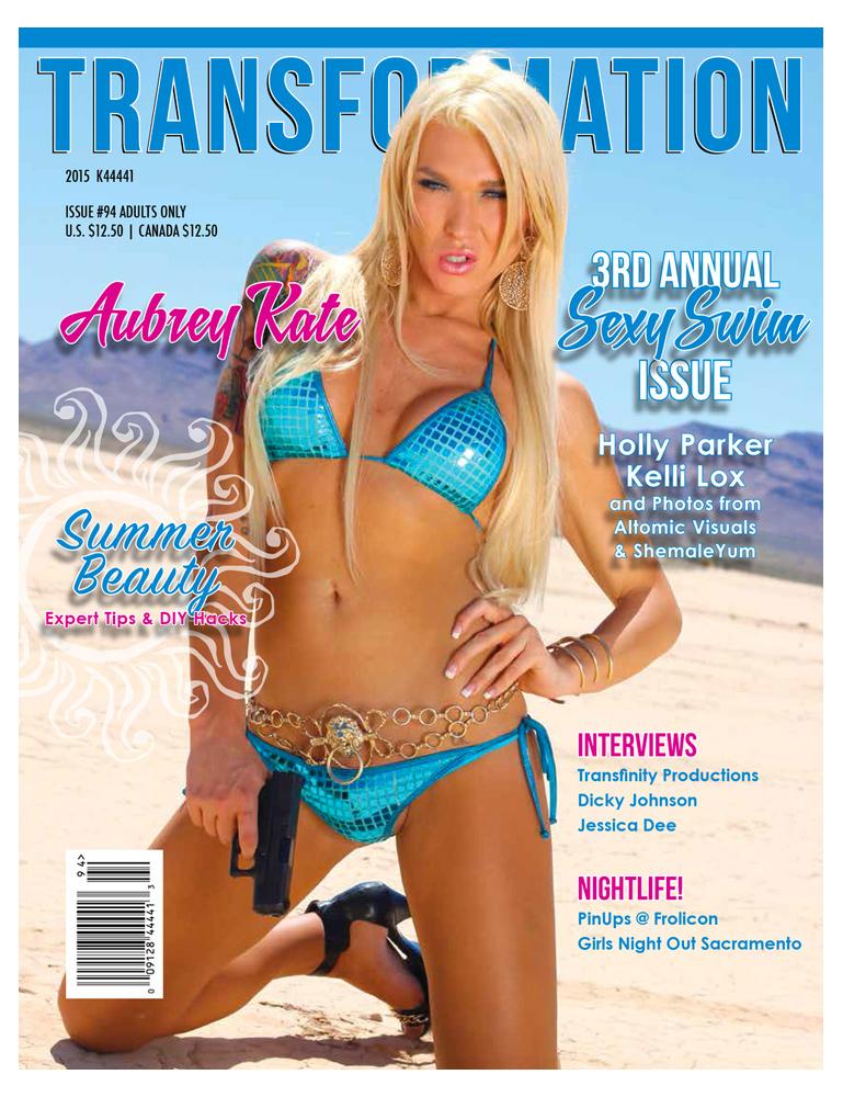 Transformation Magazine Issue #94