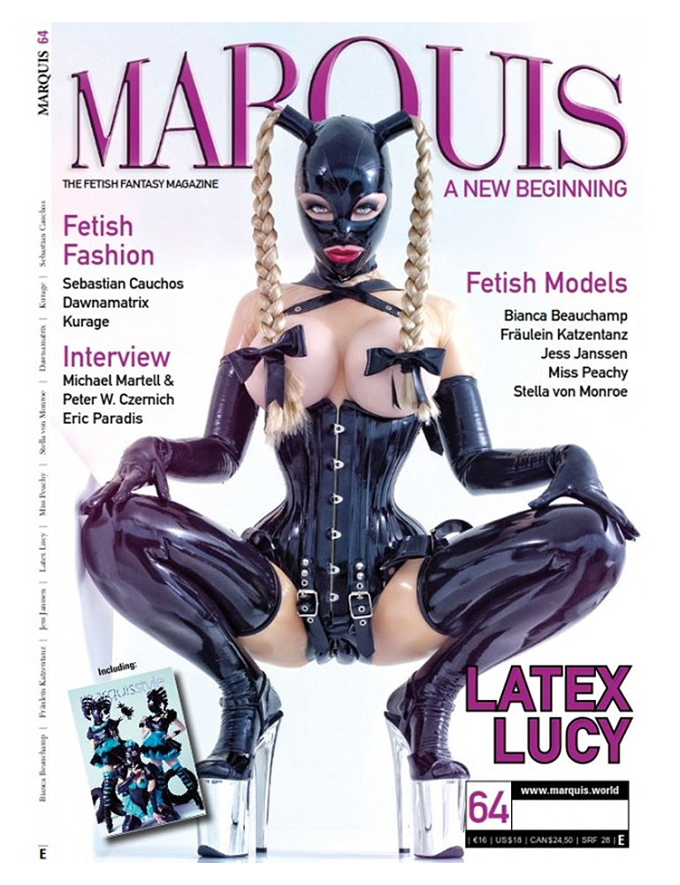 Marquis Magazine Issue #64