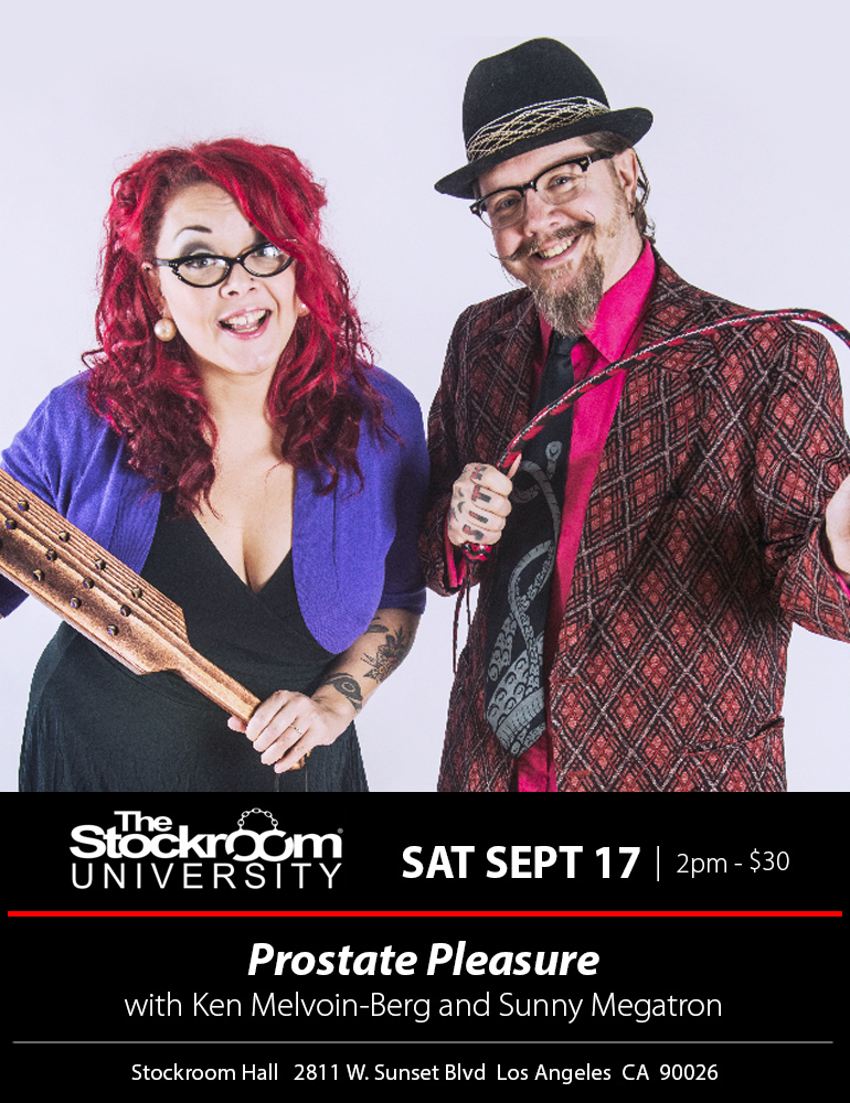 Stockroom University: Happy Healthy Humiliation with Princess Kali Aug 13th, 2-5pm