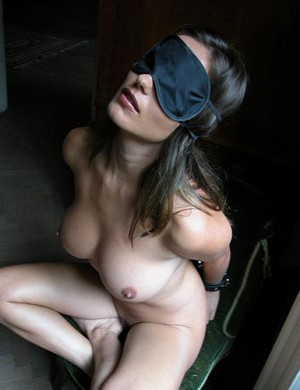 Cathy's Blindfold