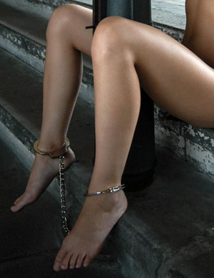 Double Lock Legcuffs