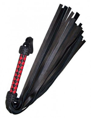 Diamond-Handle Flogger
