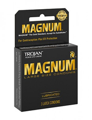 Trojan Condoms, 3-Packs