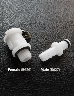 Female Suction Coupler