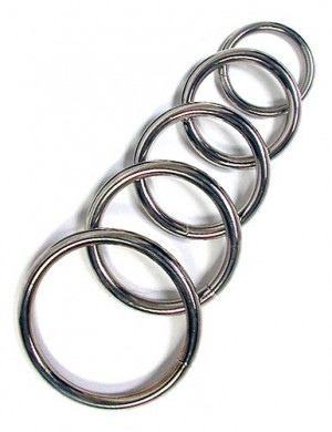 Nickel Plated O-Rings