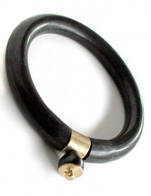 PES Tubular Base Ring Electrode