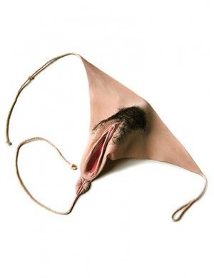 Bladder Vee-String Vagina Prosthesis