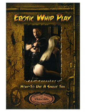 Erotic Whip Play Victor Tella DVD