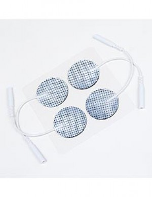 Mystim Round Electrodes