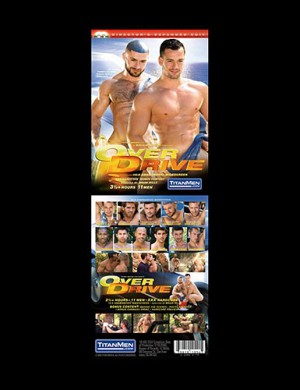 Titan Overdrive Expanded DVD Director Edit
