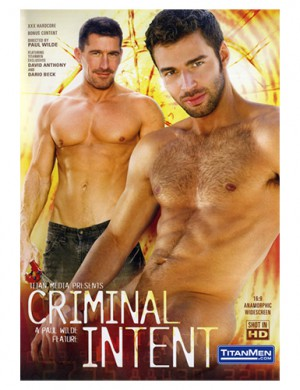 Titanmen Criminal Intent DVD