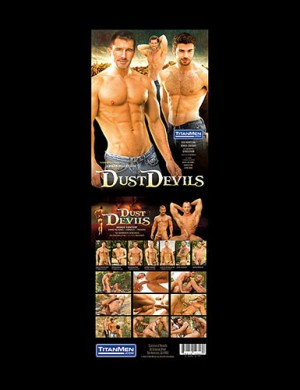Titan Dust Devils