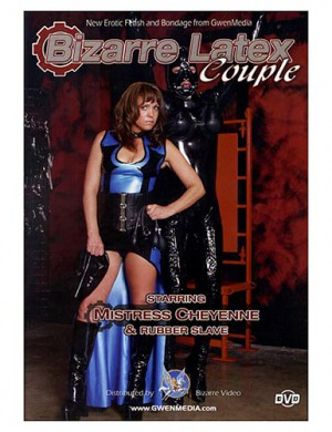 Bizarre Latex Couple