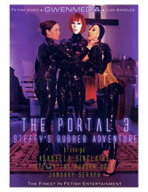 GwenMedia The Portal 3 Steffys Rubber Adventure DVD
