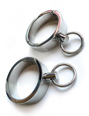 Heavy Duty Steel Wrist Cuffs