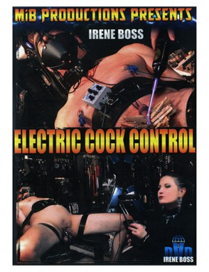 Electric Cock Control Irene Boss DVD