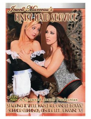 Kinky Maid Service Jewell Marceau DVD