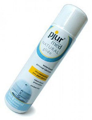 Pjur Natural Glide Lubricant Lube, 100ml