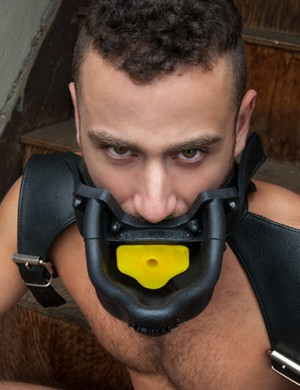 Urinal Piss Gag by Oxballs