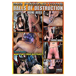 Irene Boss Balls of Destruction DVD