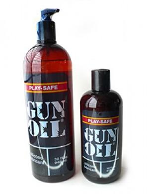 Gun Oil Lubricant