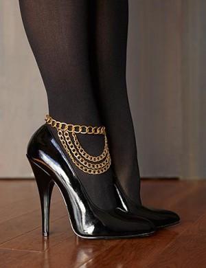 Chain Anklet, Hem