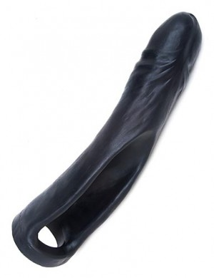 Donkey Double Fucker Silicone Dildo by Oxballs