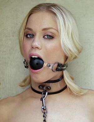 Bare Bondage Ball Gag