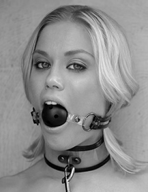 Bare Bondage Ball Gag Ash Hollywood