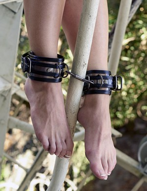 Bare Bondage Ankle Cuffs