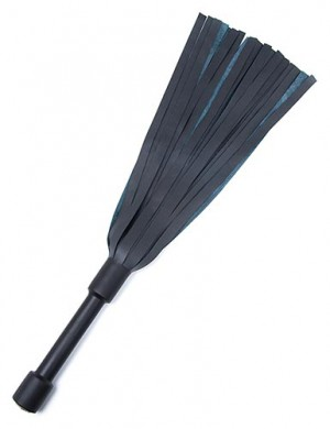 Blue Devil Leather Flogger