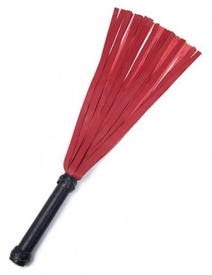 Scarlet Scourge Flogger by Dragontailz