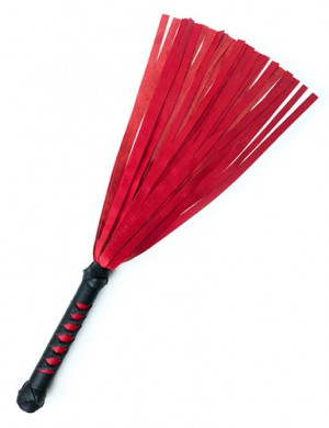 Scarlet Scourge Ninja Flogger by Dragontailz