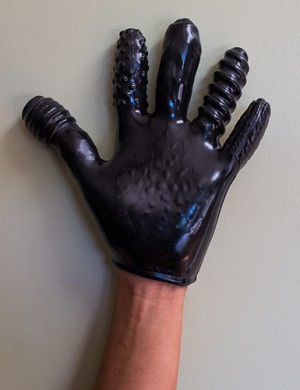Finger-Fuck Glove by OXBALLS