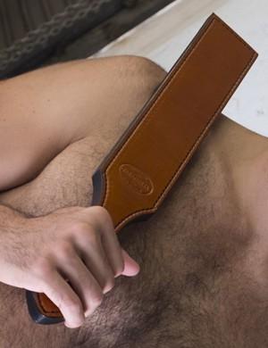 Paraphilia Judicial Leather Strap