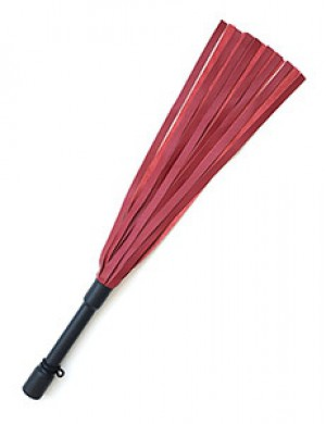 Red Devil Leather Flogger
