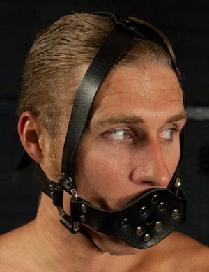Locking Trainer Ball Gag