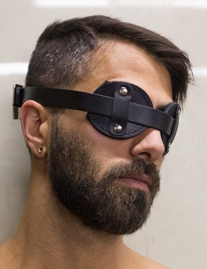 Adjustable Aviator Style Blindfold