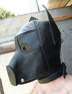 Pig Face Hood