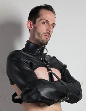 Men's Bolero Straitjacket